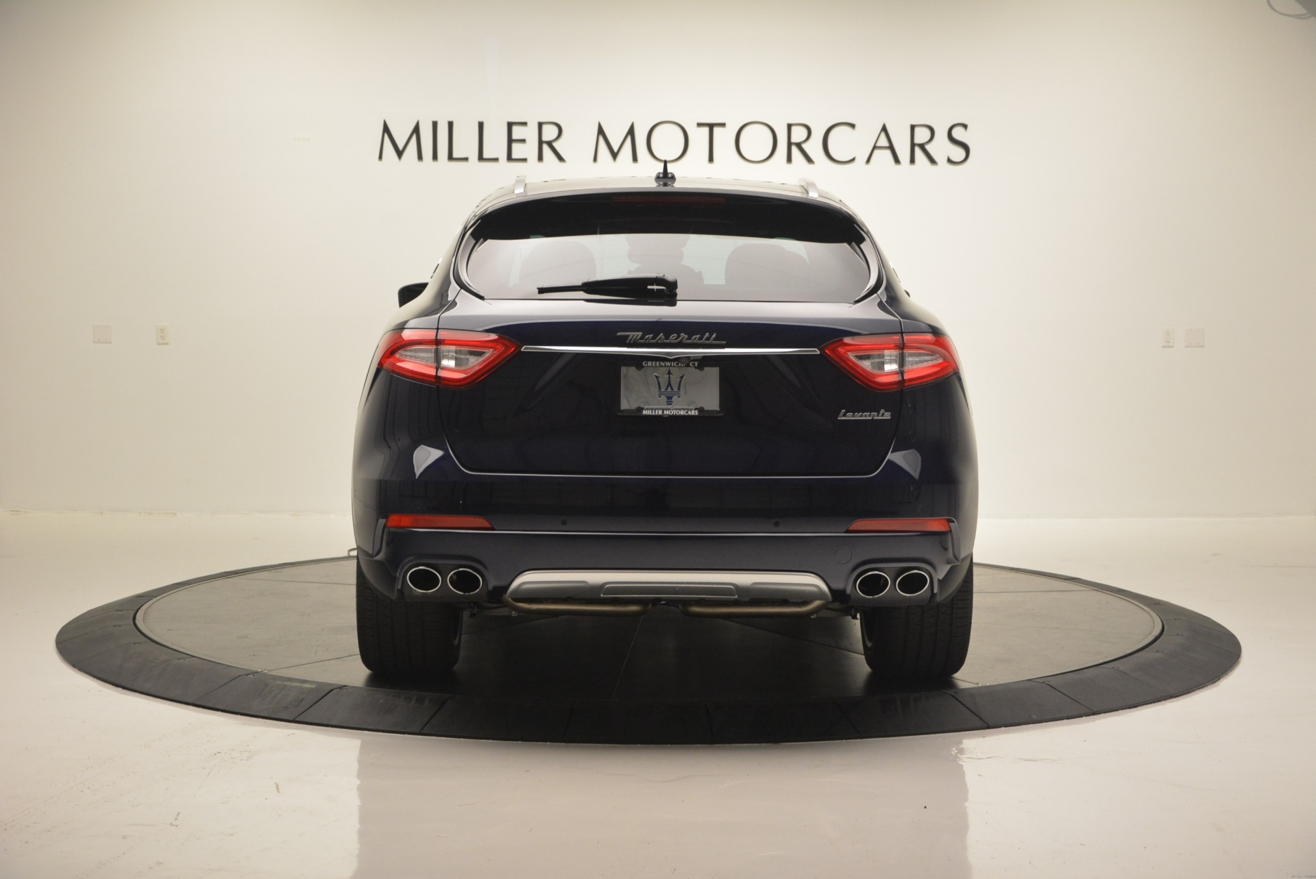 New 2017 Maserati Levante S For Sale In Greenwich, CT 750_p4