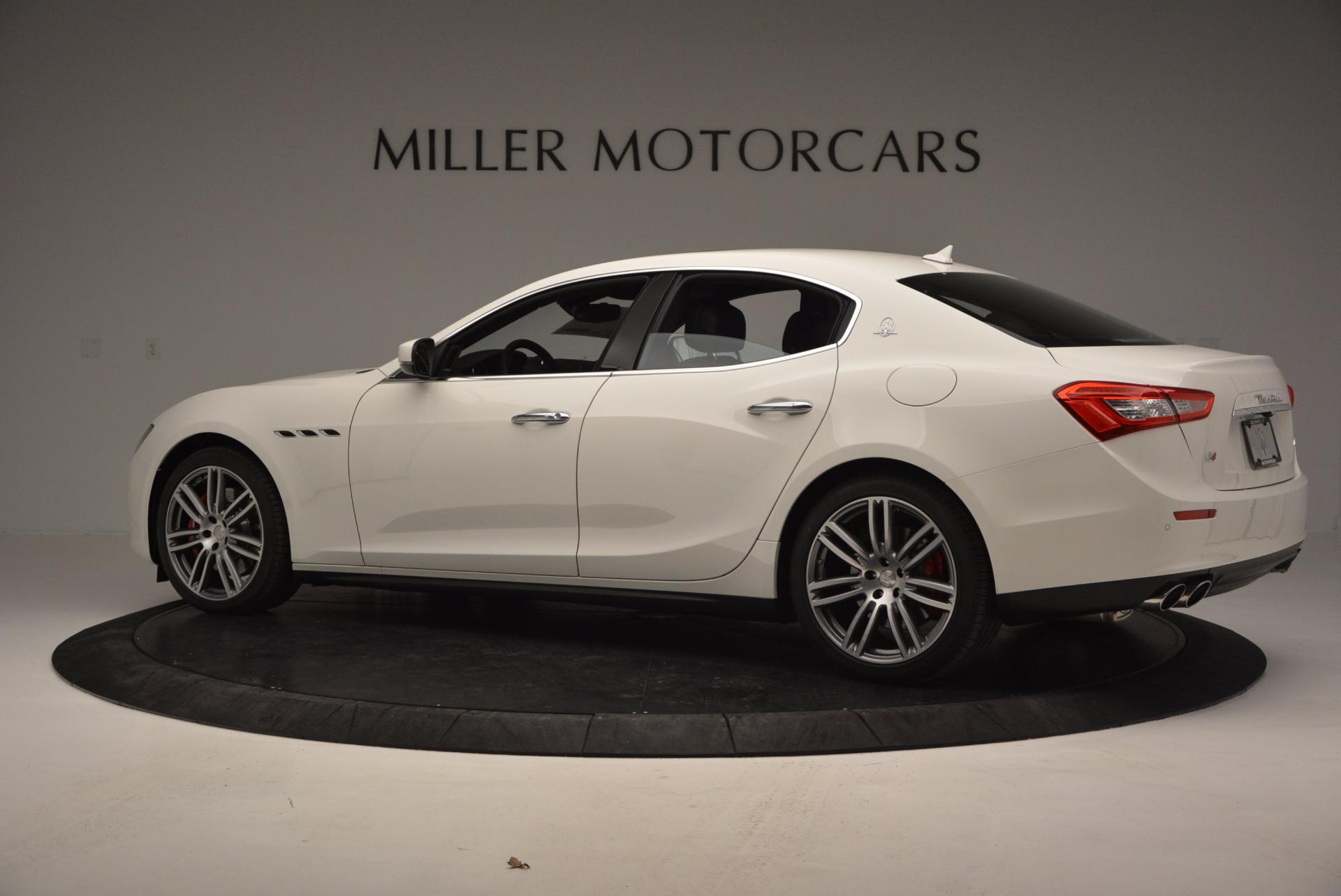 New 2017 Maserati Ghibli  For Sale In Greenwich, CT 751_p4