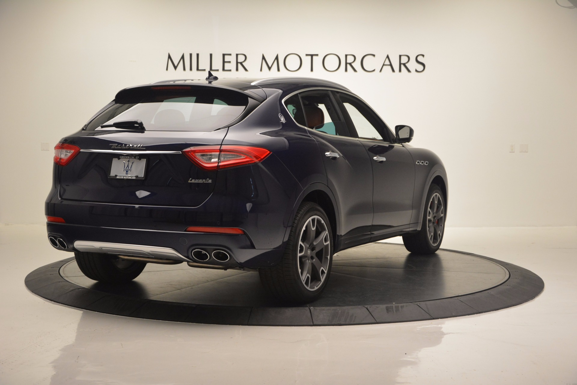 Used 2017 Maserati Levante S For Sale In Greenwich, CT 752_p8
