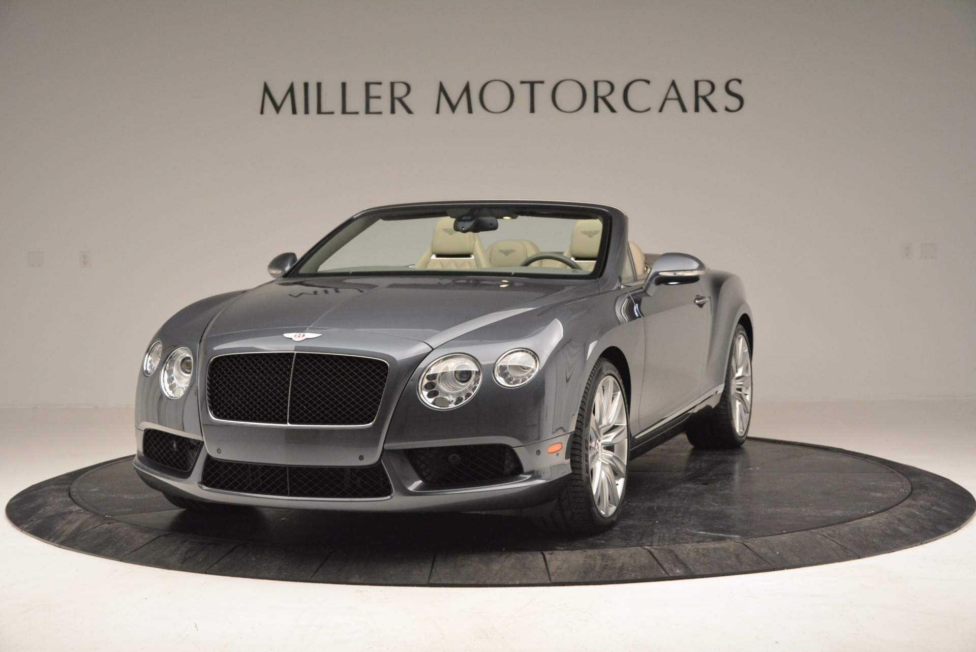 Used 2014 Bentley Continental GT V8 For Sale In Greenwich, CT 753_main