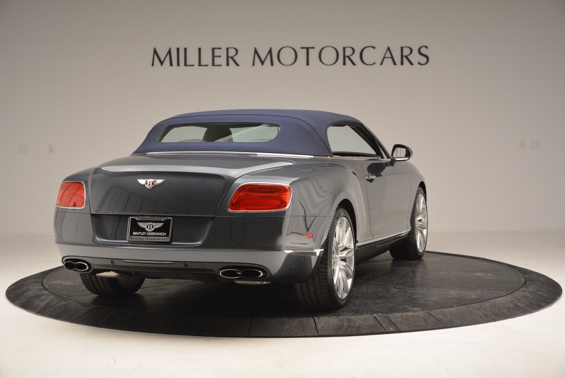 Used 2014 Bentley Continental GT V8 For Sale In Greenwich, CT 753_p19