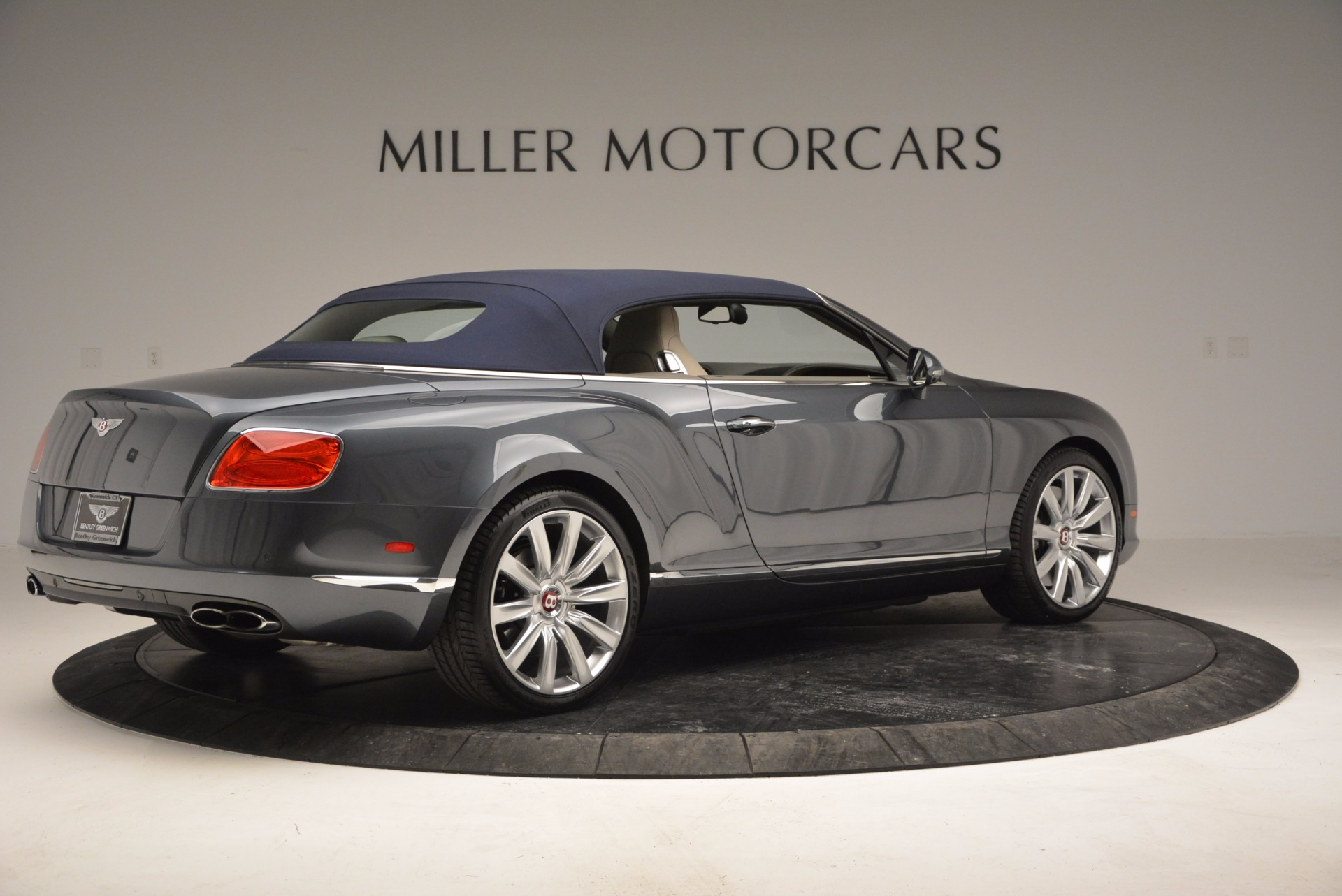 Used 2014 Bentley Continental GT V8 For Sale In Greenwich, CT 753_p20