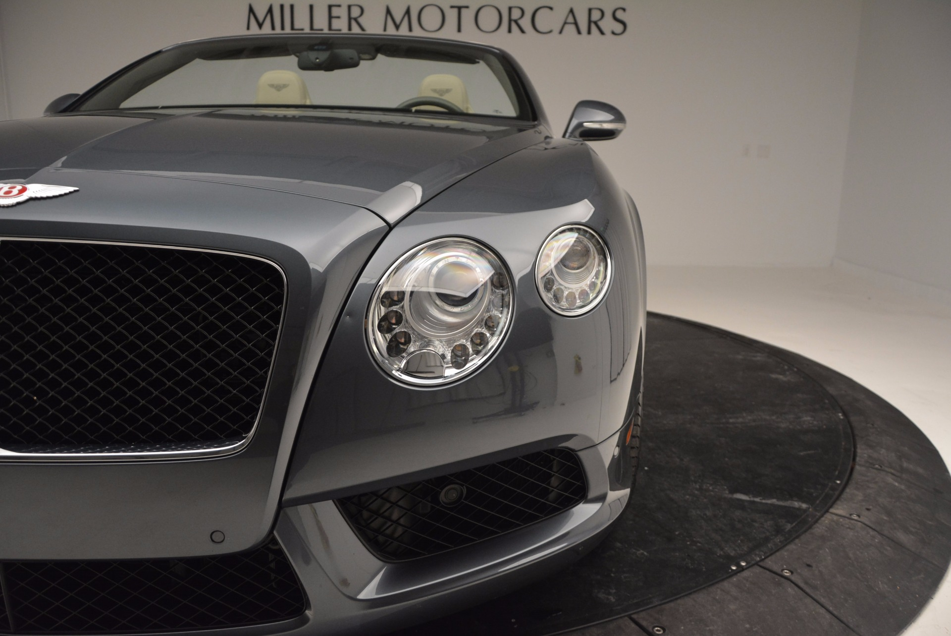 Used 2014 Bentley Continental GT V8 For Sale In Greenwich, CT 753_p27
