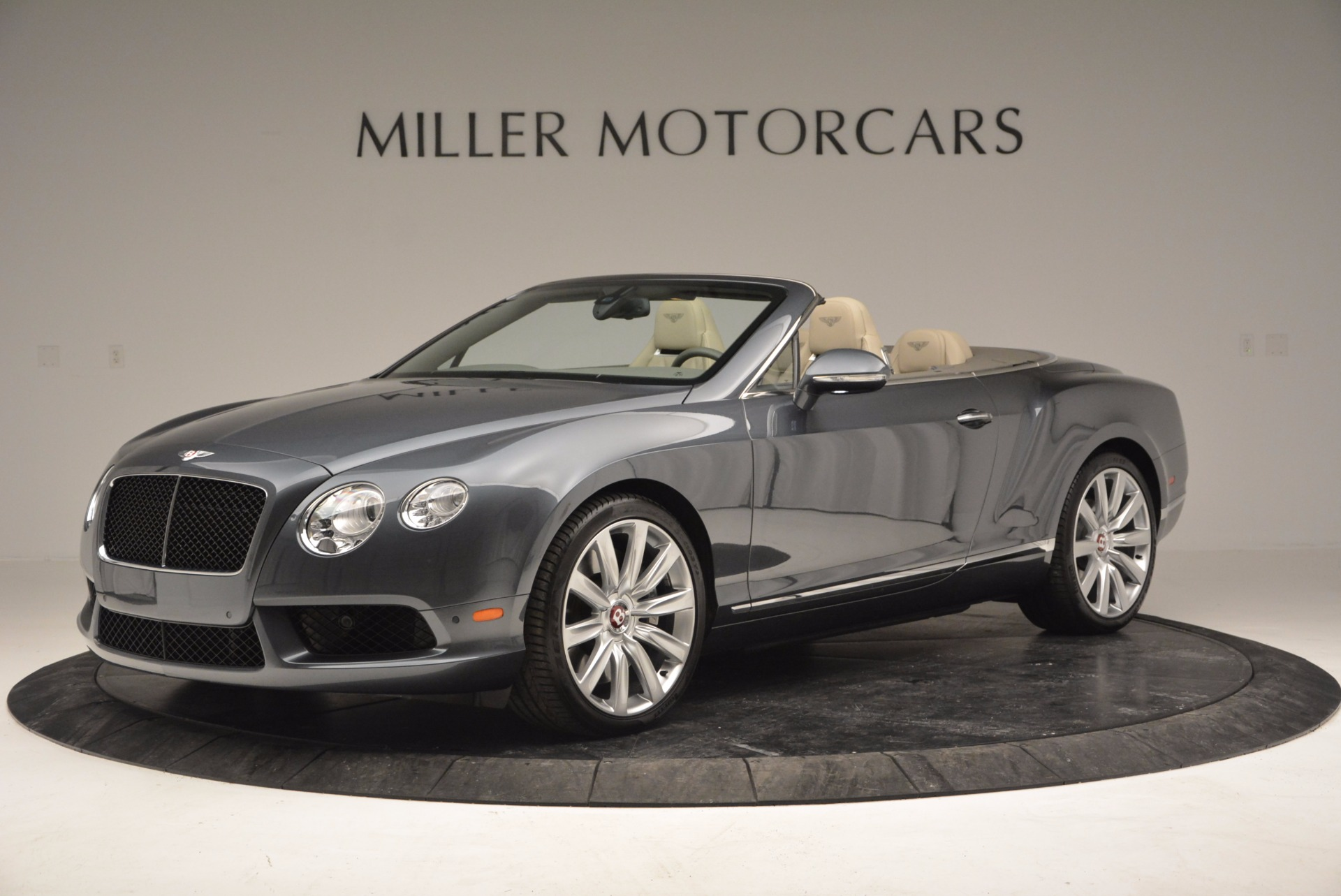 Used 2014 Bentley Continental GT V8 For Sale In Greenwich, CT 753_p2