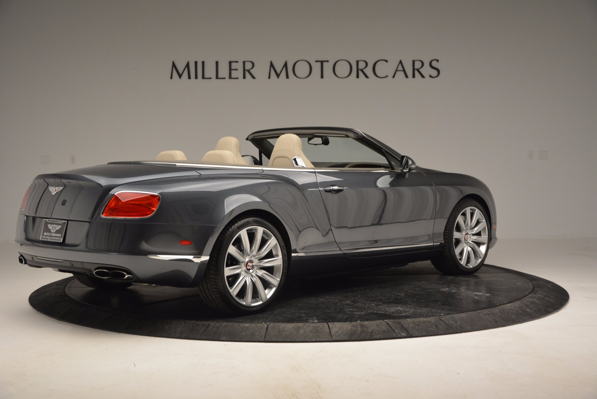 Used 2014 Bentley Continental GT V8 For Sale In Greenwich, CT 753_p8