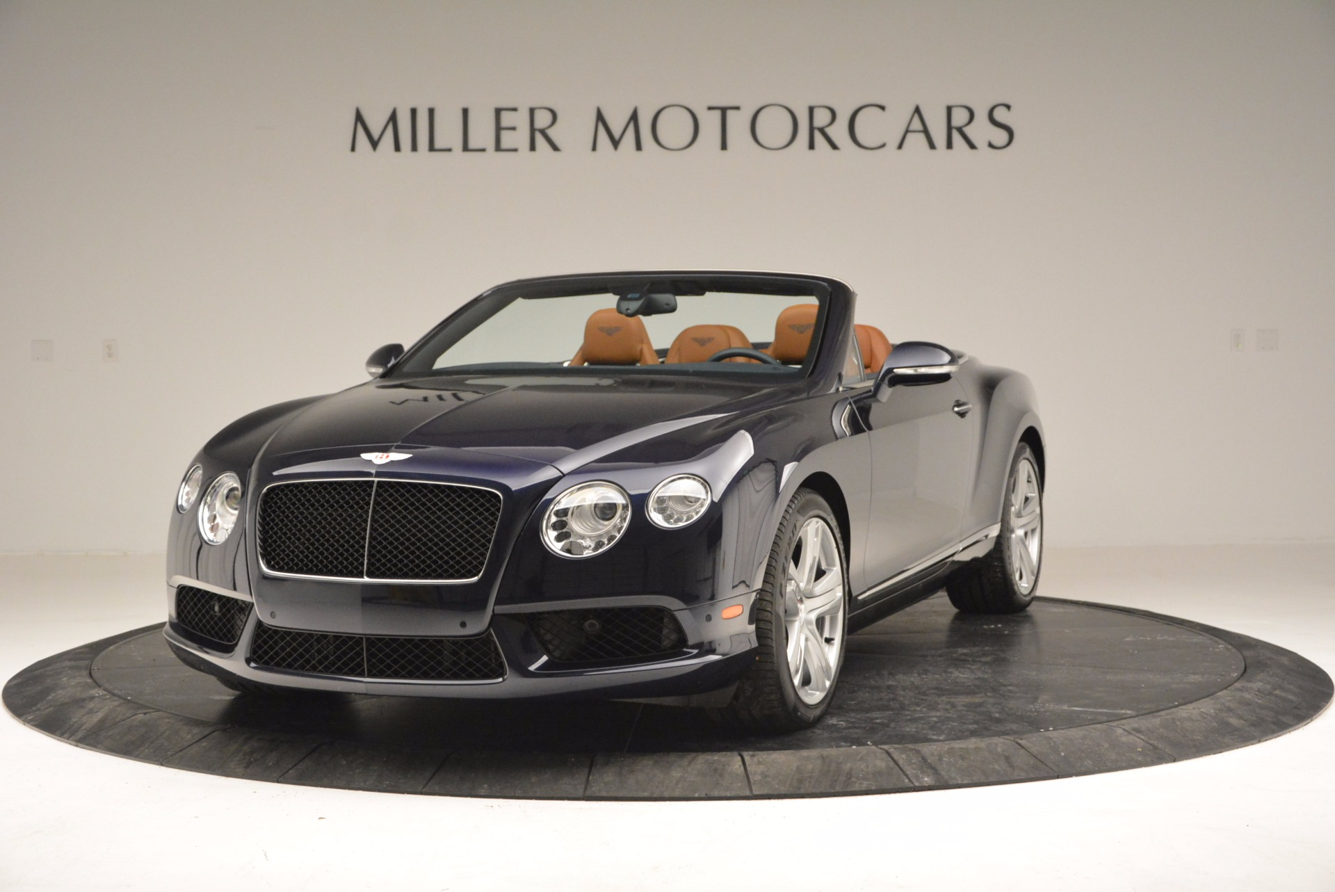 Used 2014 Bentley Continental GT V8 For Sale In Greenwich, CT 754_main