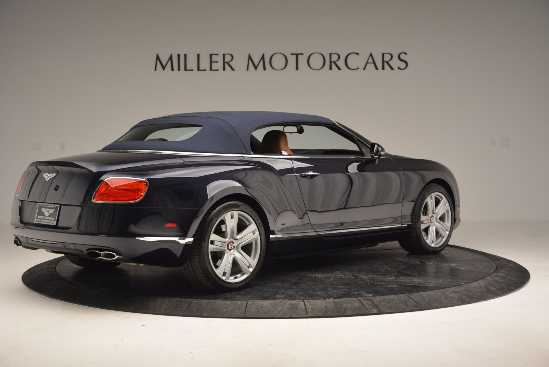 Used 2014 Bentley Continental GT V8 For Sale In Greenwich, CT 754_p20
