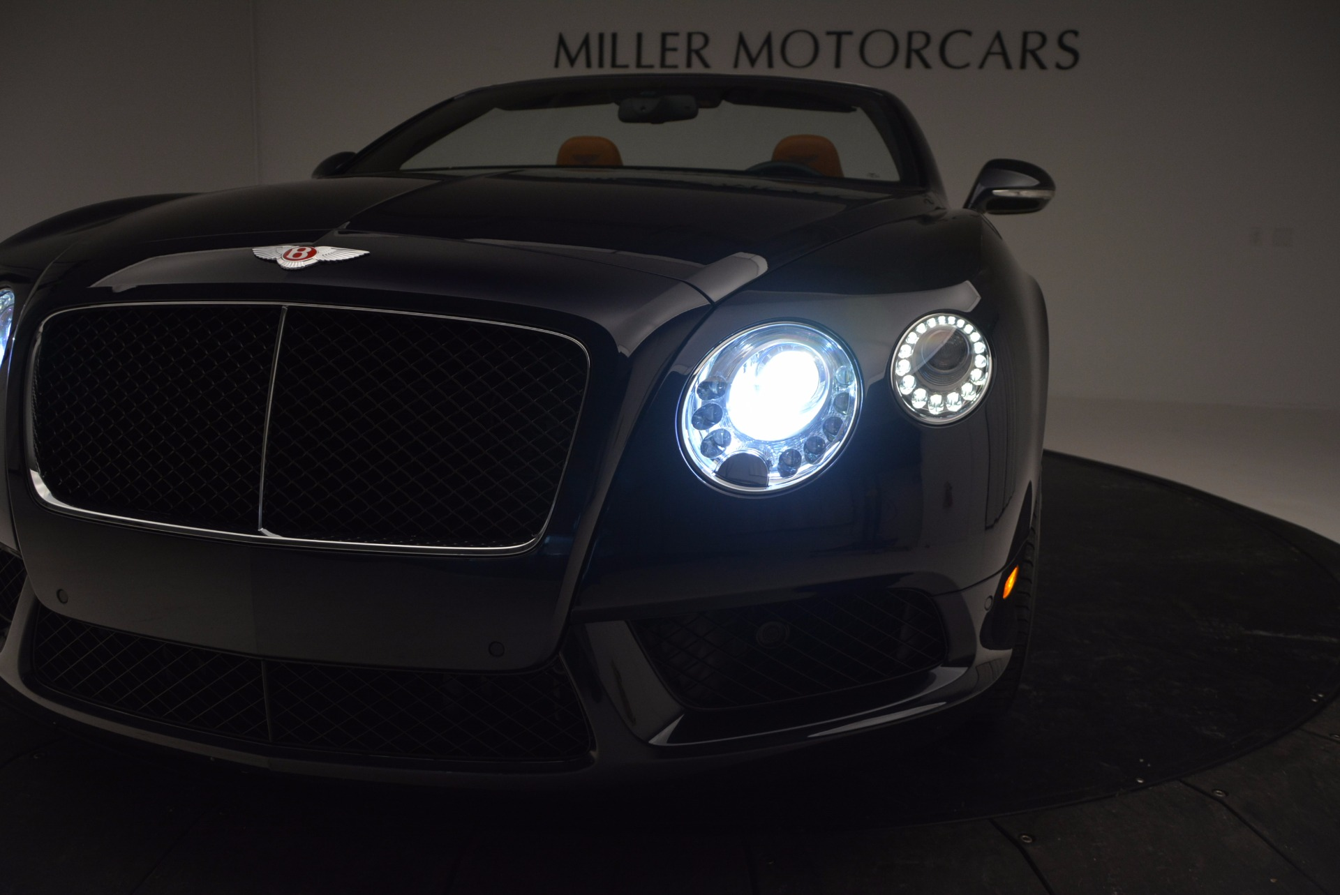 Used 2014 Bentley Continental GT V8 For Sale In Greenwich, CT 754_p28