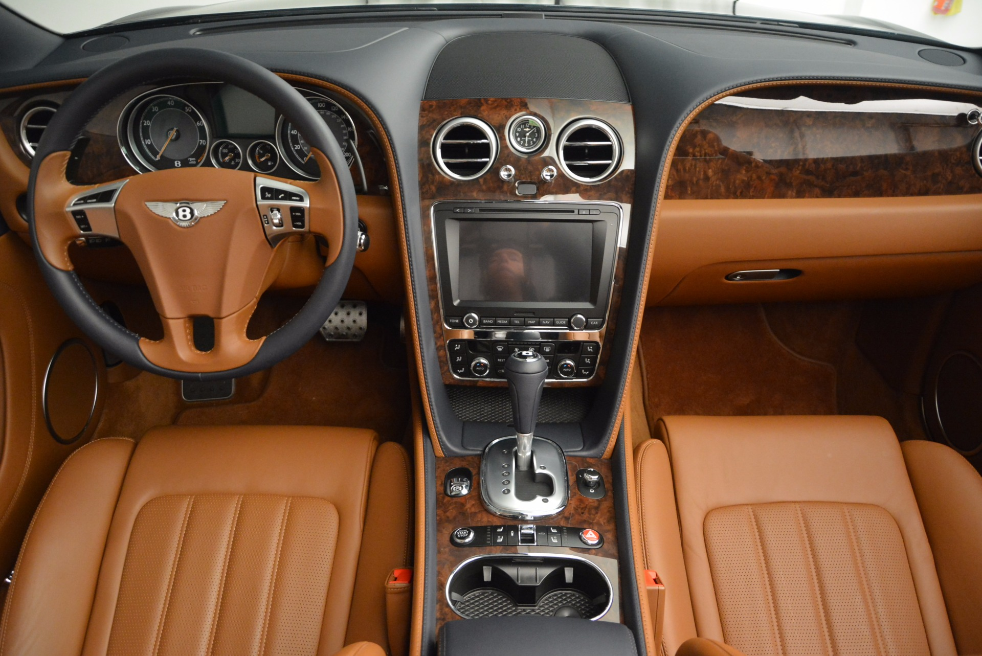 Used 2014 Bentley Continental GT V8 For Sale In Greenwich, CT 754_p49