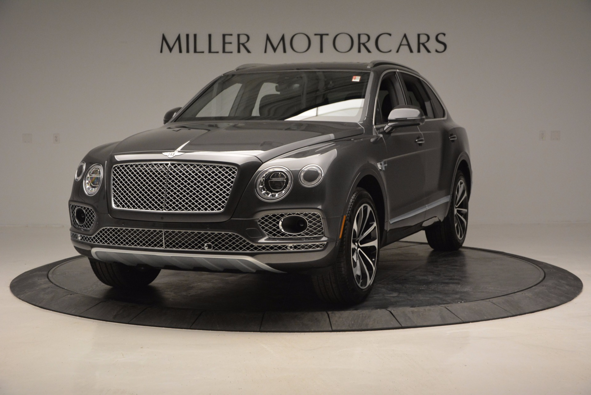 New 2017 Bentley Bentayga  For Sale In Greenwich, CT 755_main