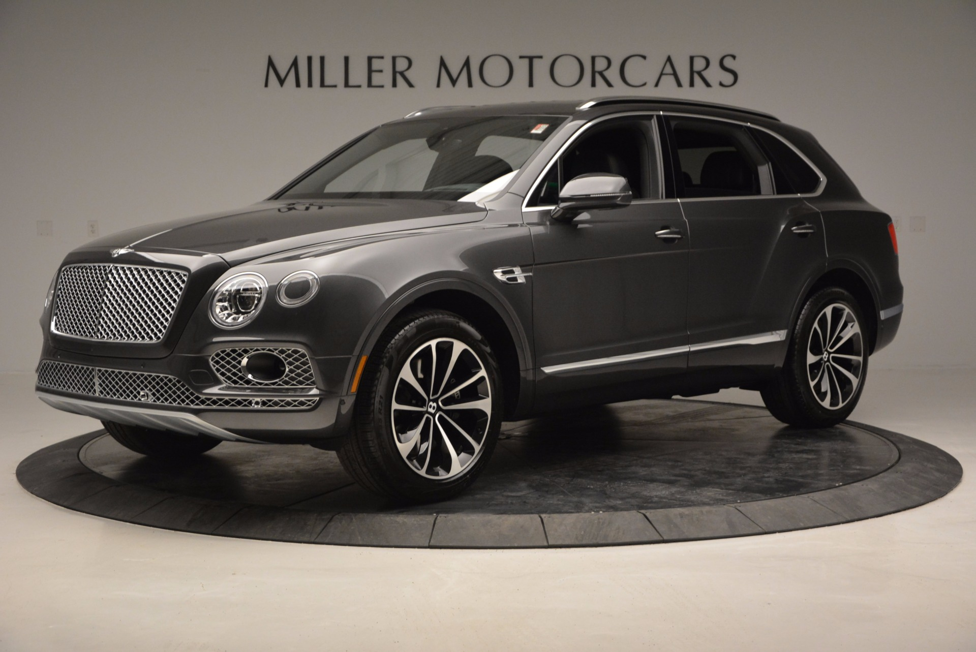 New 2017 Bentley Bentayga  For Sale In Greenwich, CT 755_p2