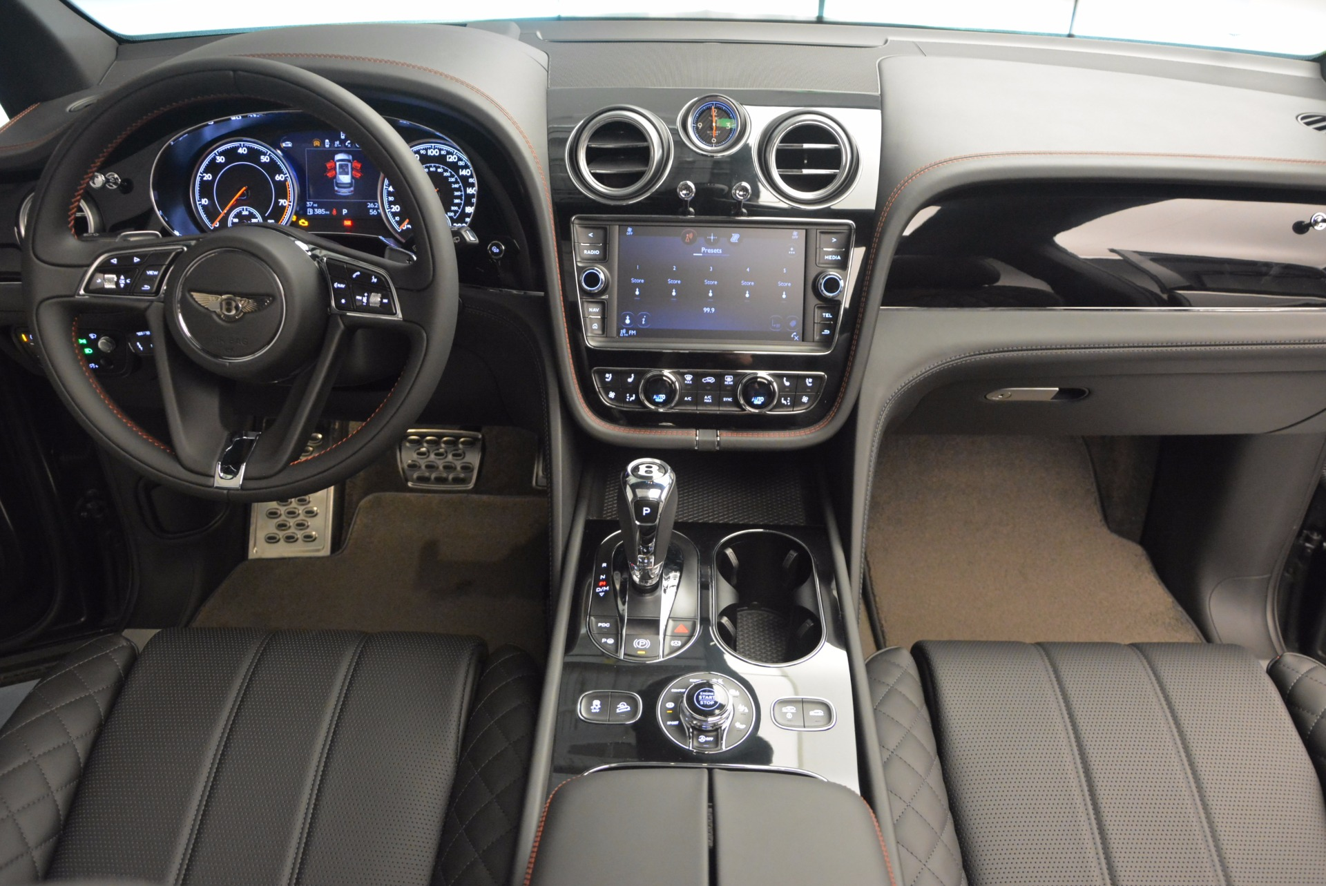 New 2017 Bentley Bentayga  For Sale In Greenwich, CT 755_p38