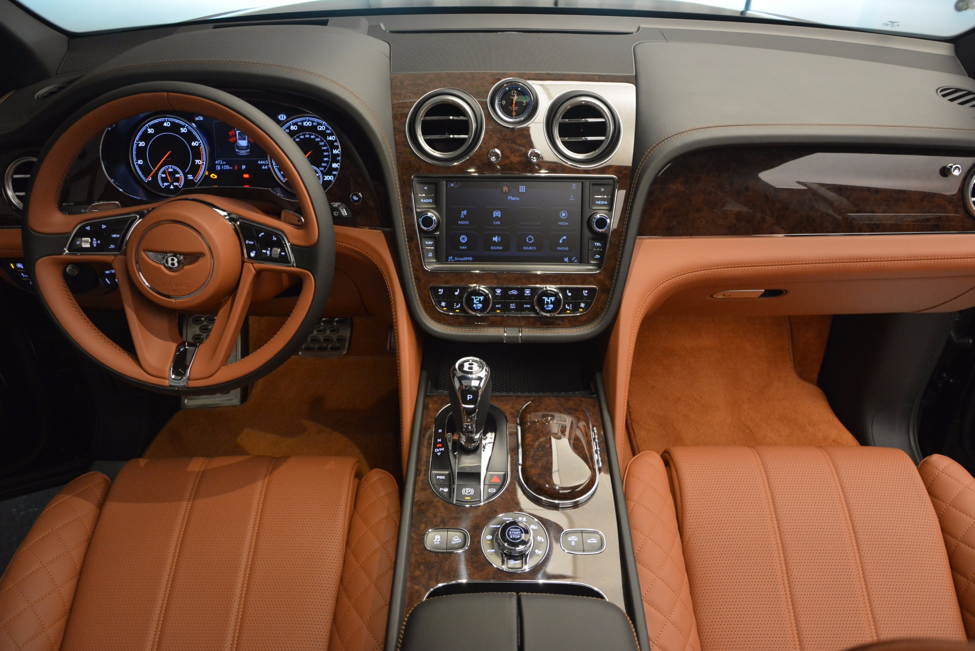 Used 2017 Bentley Bentayga  For Sale In Greenwich, CT 758_p53