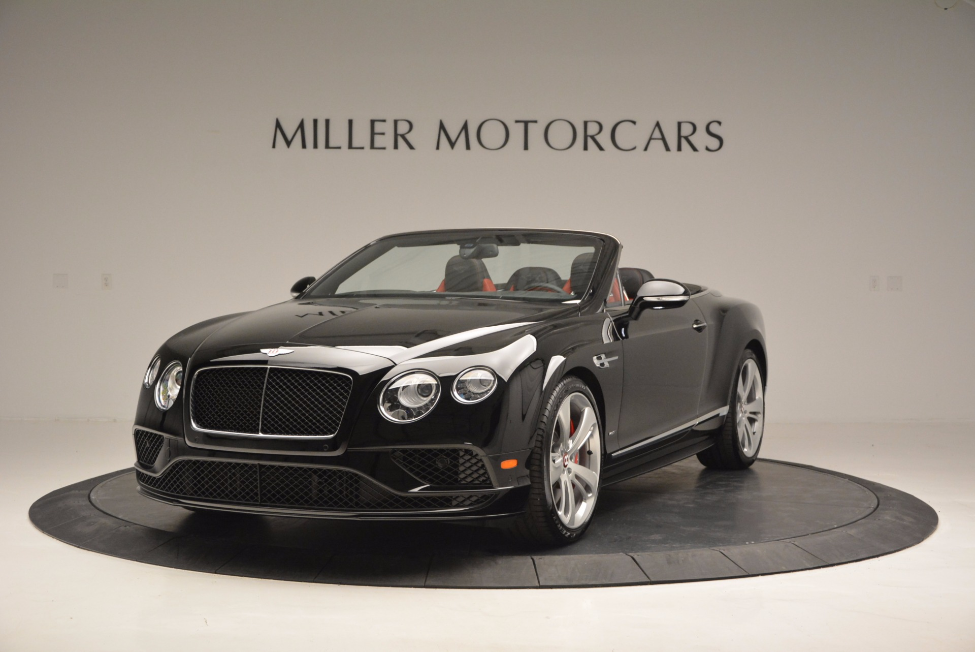 New 2017 Bentley Continental GT V8 S For Sale In Greenwich, CT 759_main