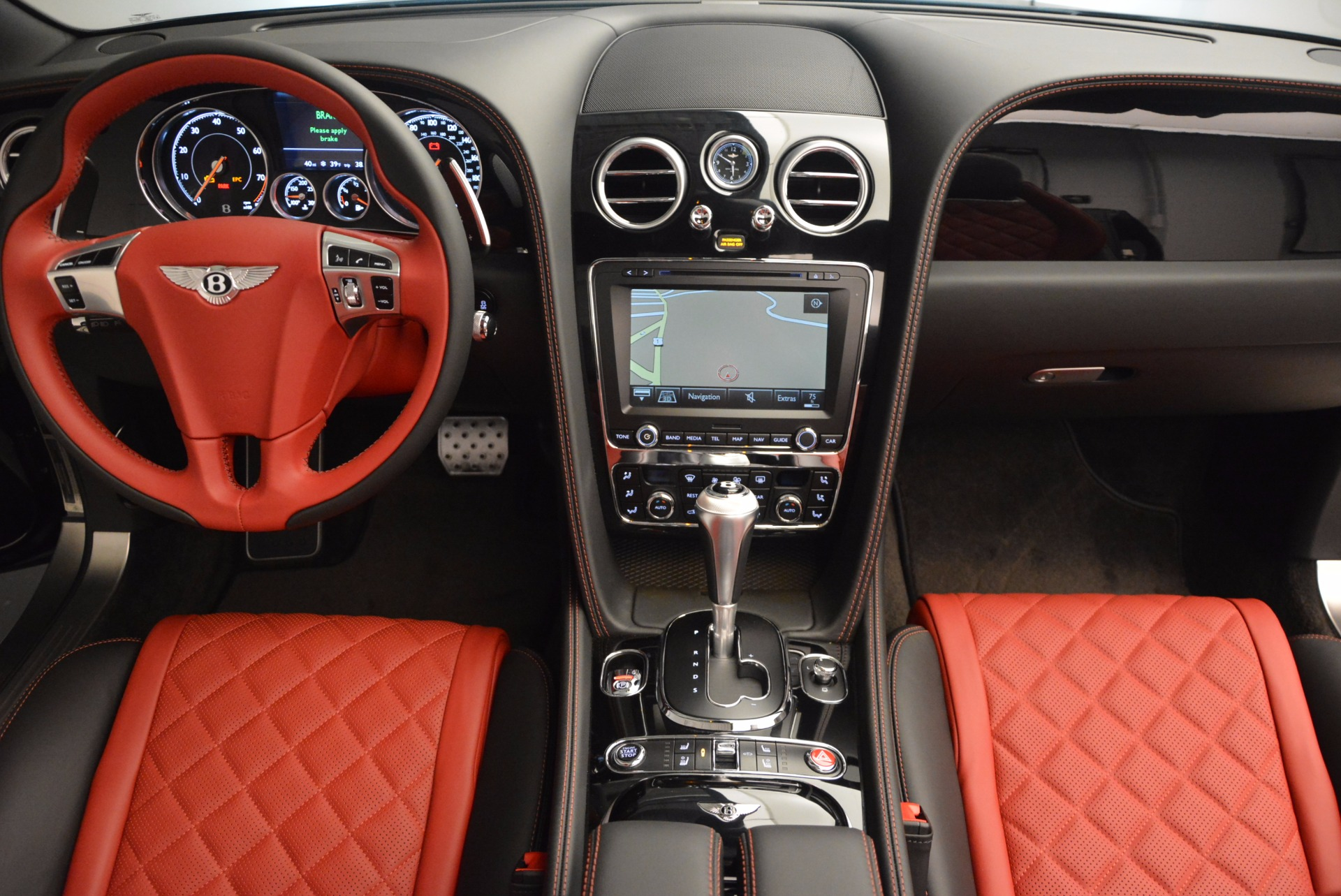 New 2017 Bentley Continental GT V8 S For Sale In Greenwich, CT 759_p52