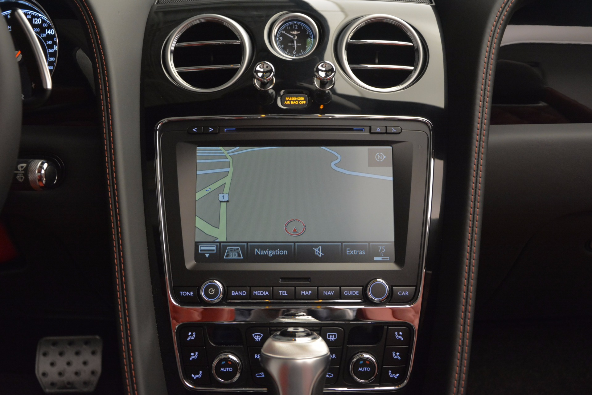 New 2017 Bentley Continental GT V8 S For Sale In Greenwich, CT 759_p53