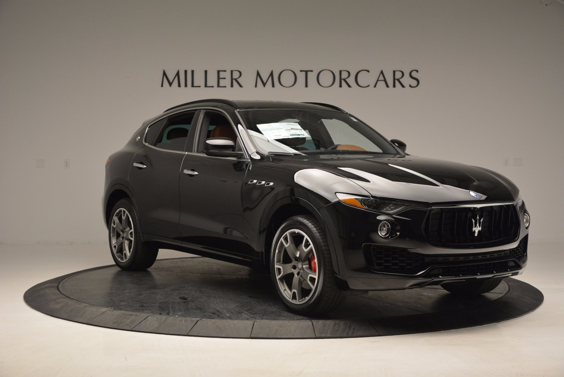 New 2017 Maserati Levante  For Sale In Greenwich, CT 760_p11