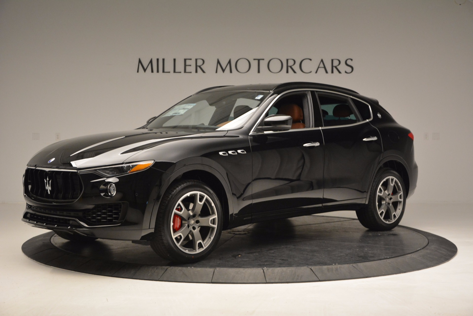 New 2017 Maserati Levante  For Sale In Greenwich, CT 760_p2