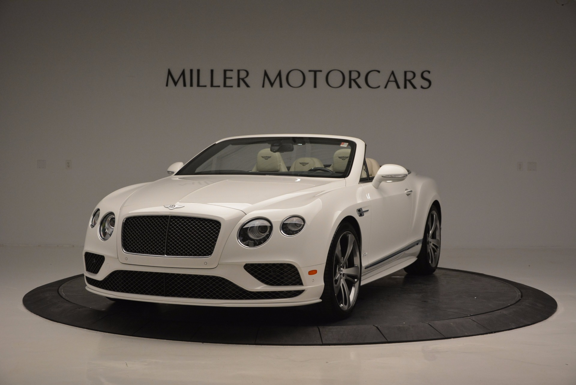 New 2017 Bentley Continental GT Speed Convertible  For Sale In Greenwich, CT