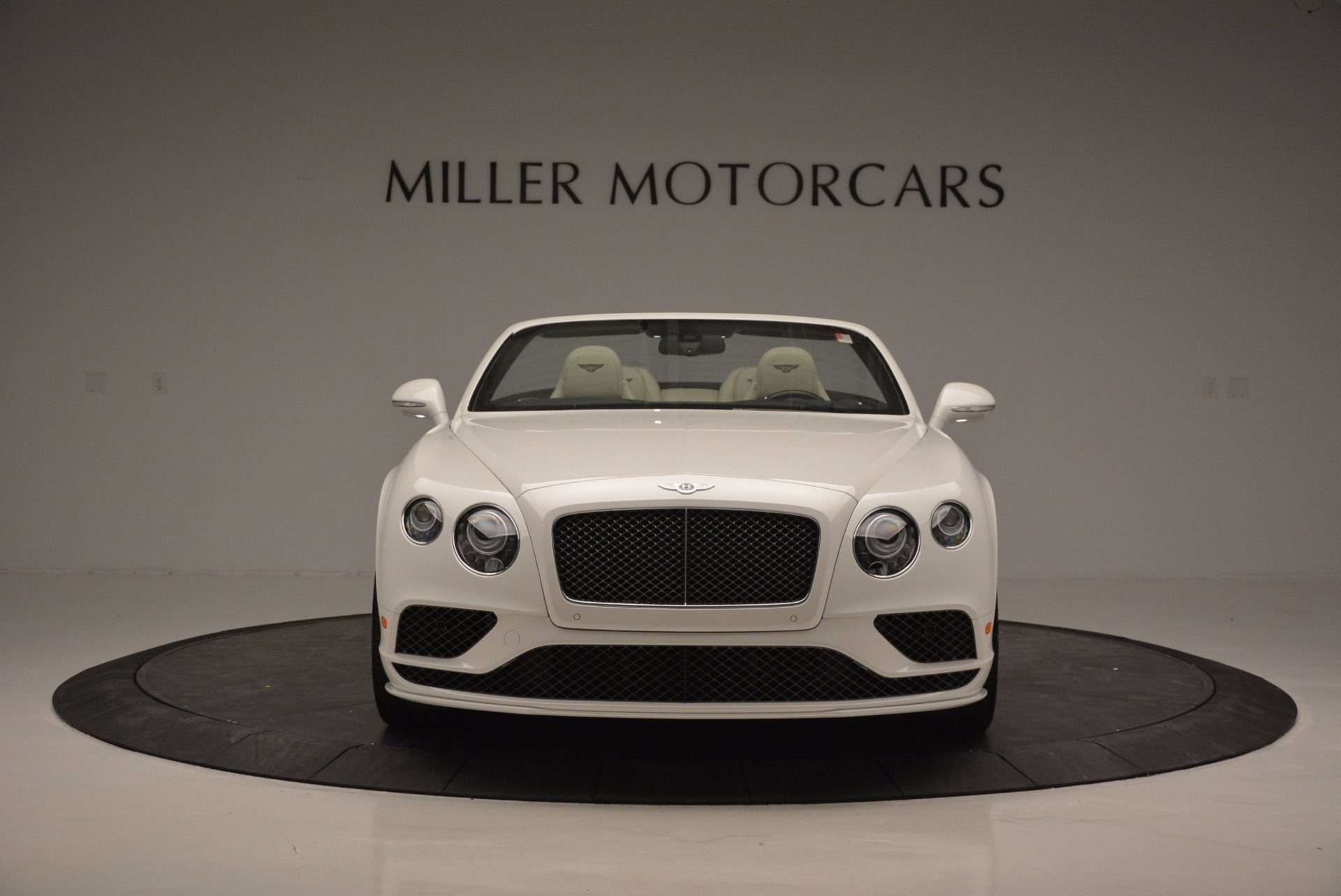 New 2017 Bentley Continental GT Speed Convertible  For Sale In Greenwich, CT 761_p12