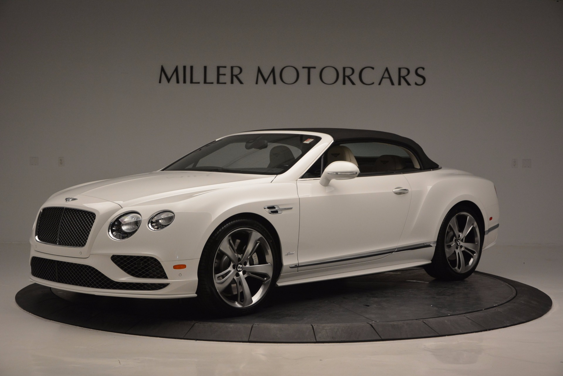 New 2017 Bentley Continental GT Speed Convertible  For Sale In Greenwich, CT 761_p14