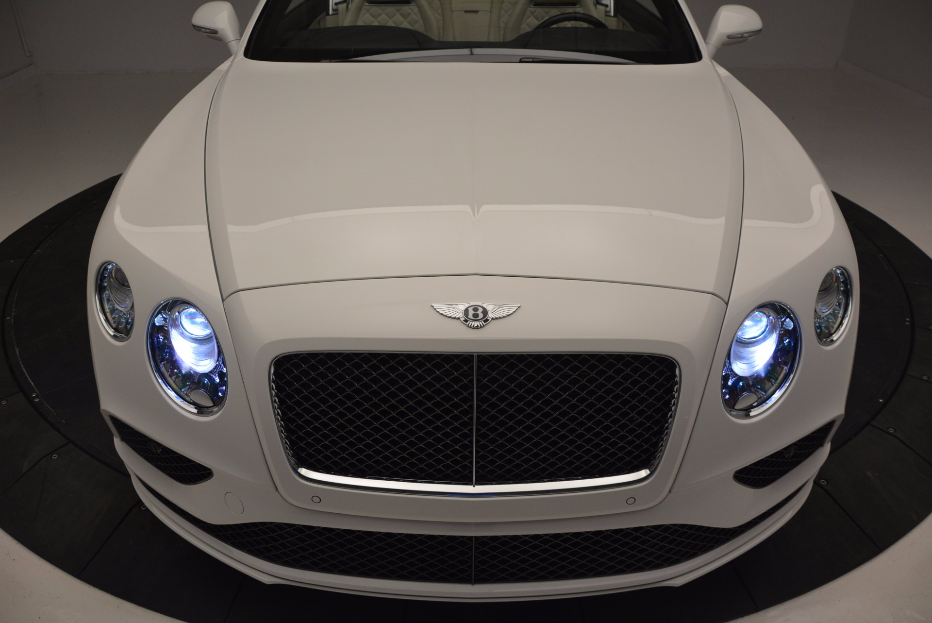 New 2017 Bentley Continental GT Speed Convertible  For Sale In Greenwich, CT 761_p27