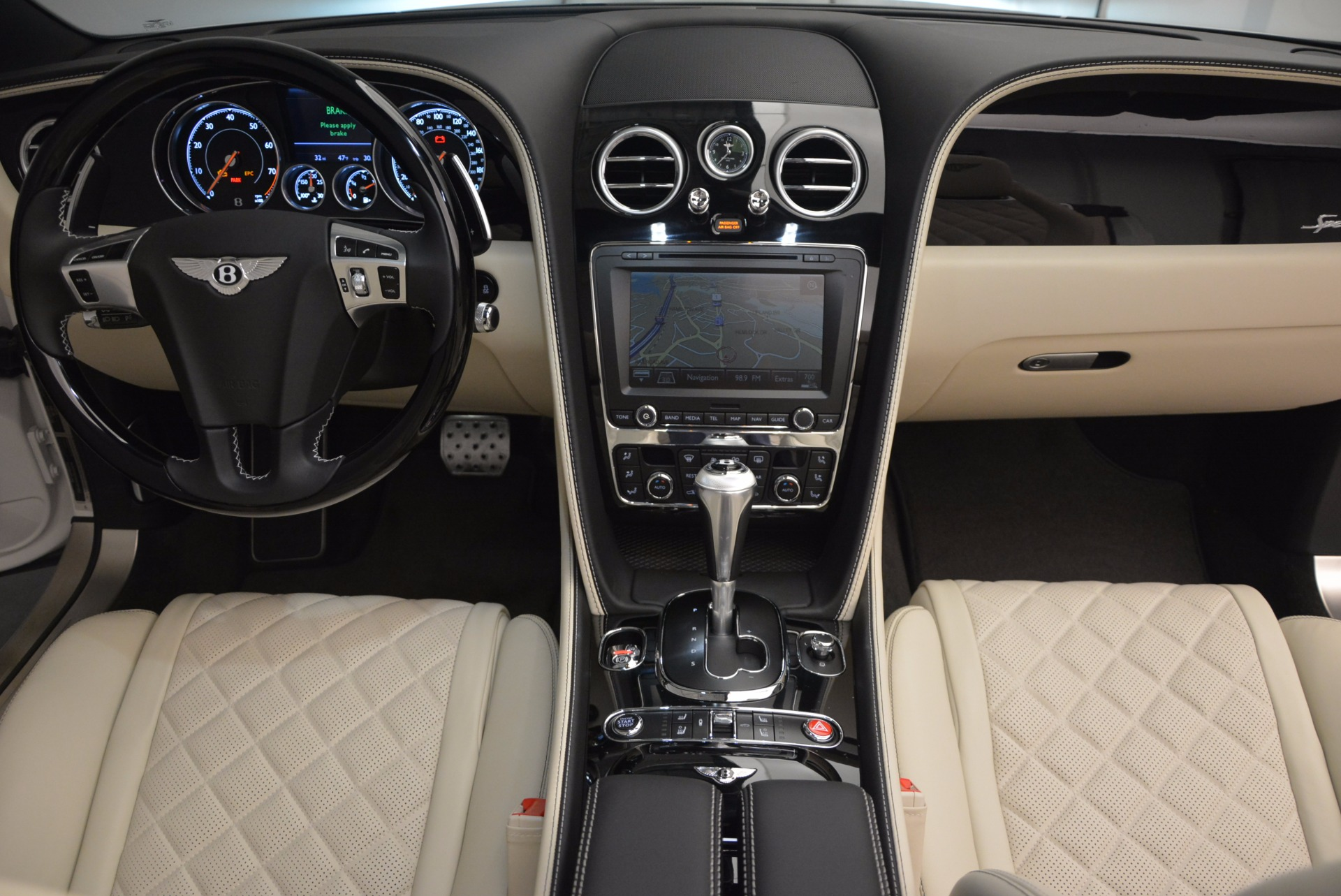 New 2017 Bentley Continental GT Speed Convertible  For Sale In Greenwich, CT 761_p52