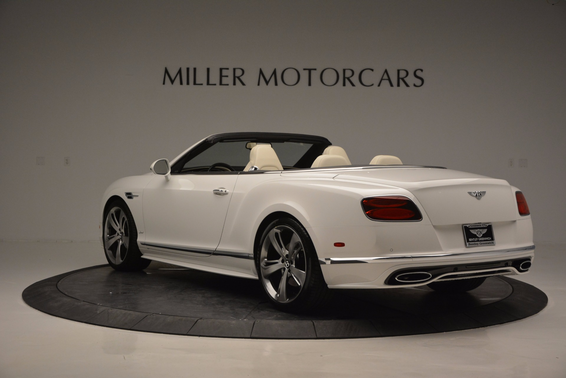 New 2017 Bentley Continental GT Speed Convertible  For Sale In Greenwich, CT 761_p5