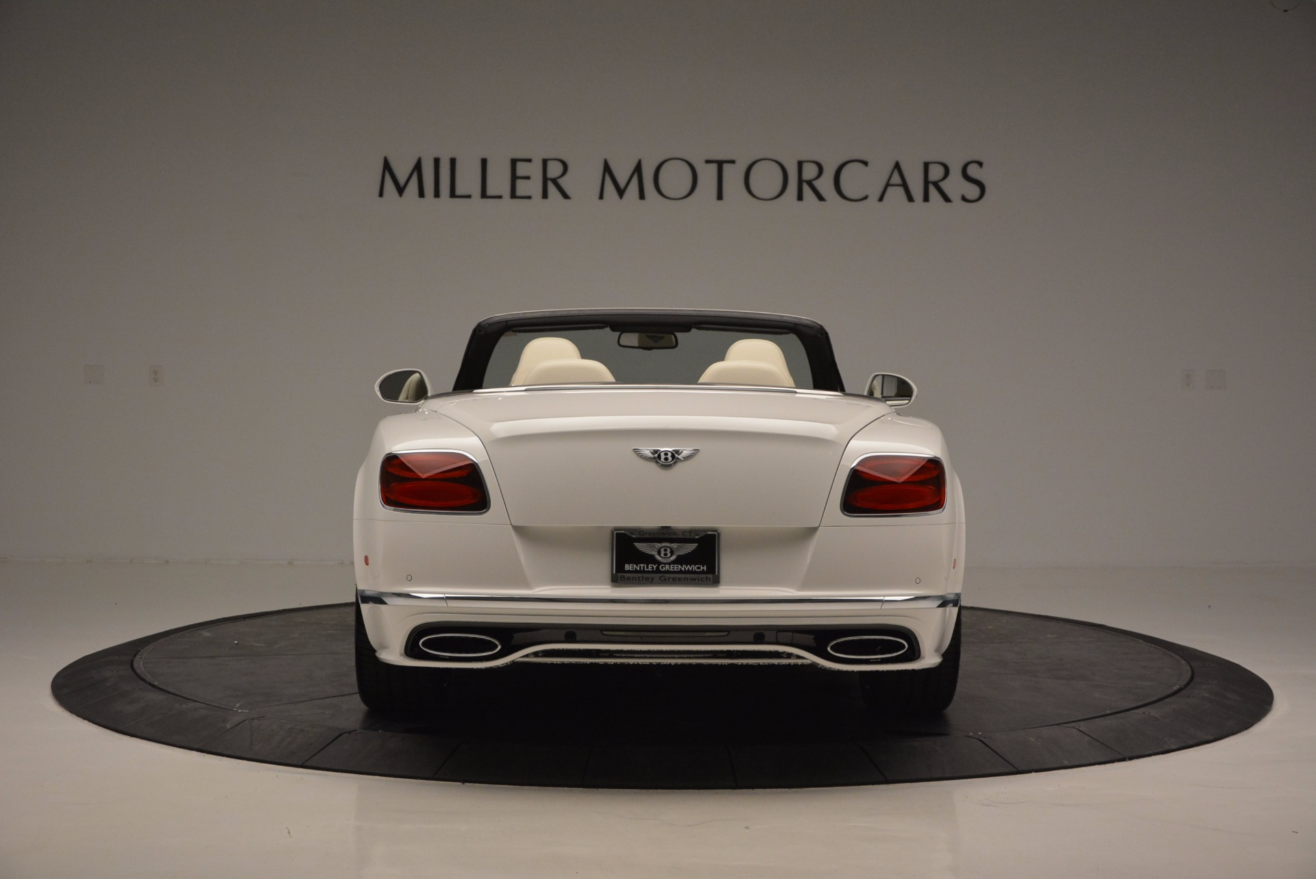 New 2017 Bentley Continental GT Speed Convertible  For Sale In Greenwich, CT 761_p6