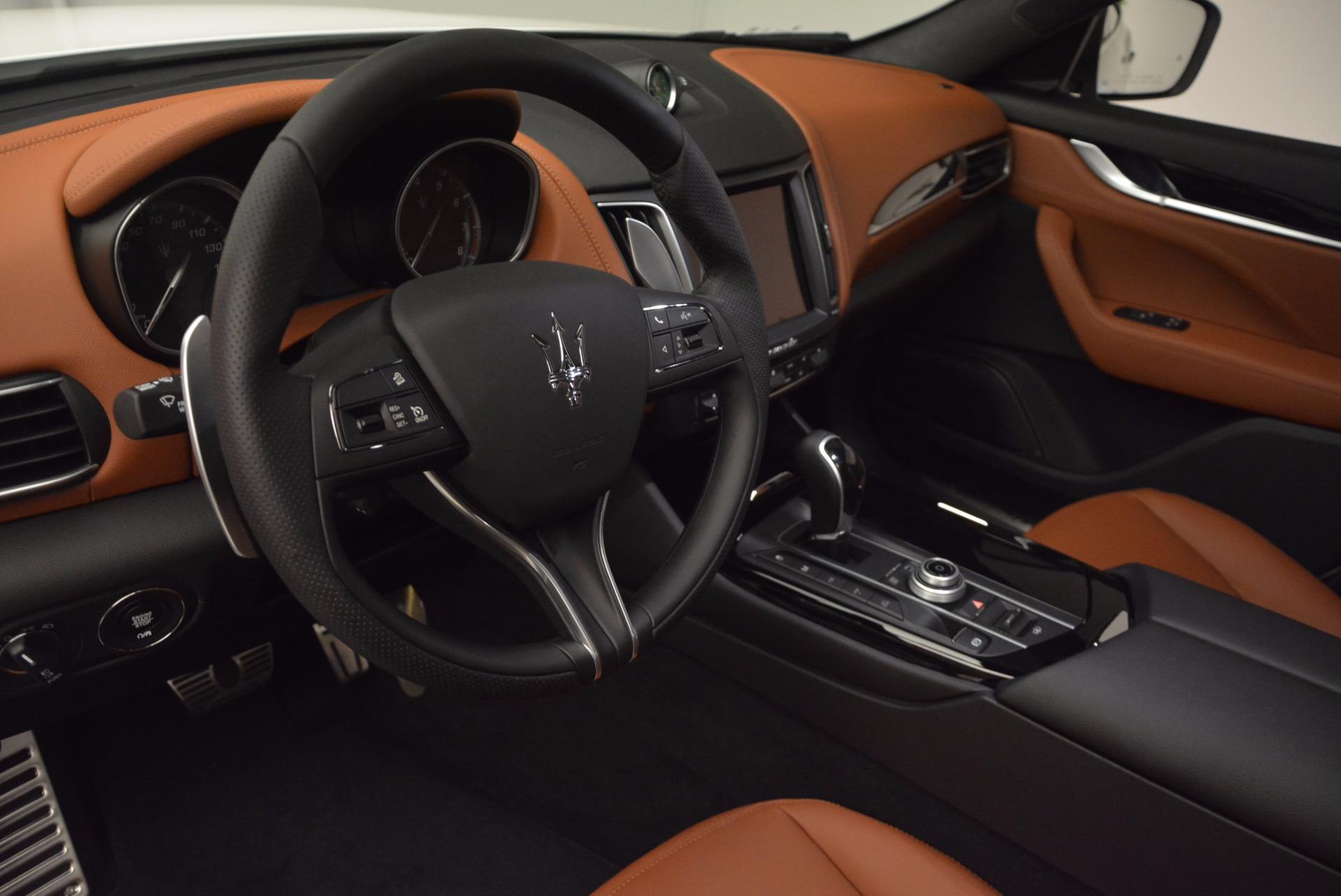 New 2017 Maserati Levante  For Sale In Greenwich, CT 762_p13