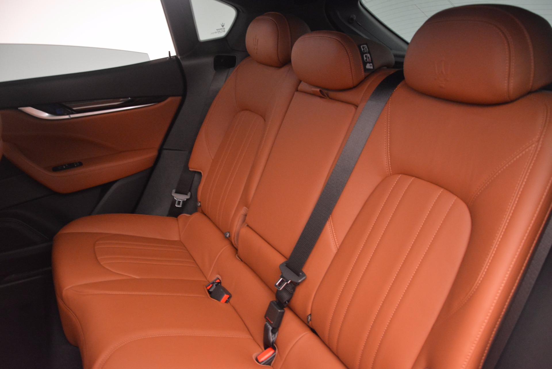 New 2017 Maserati Levante  For Sale In Greenwich, CT 762_p17