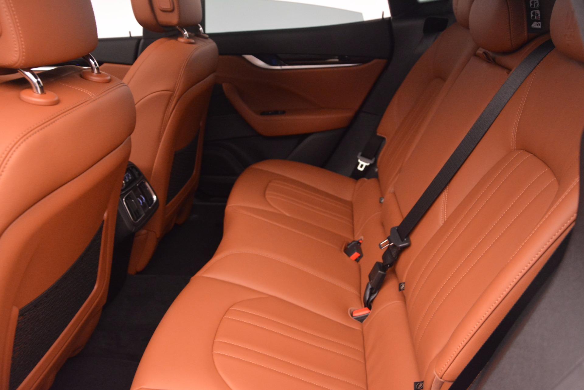 New 2017 Maserati Levante  For Sale In Greenwich, CT 762_p18