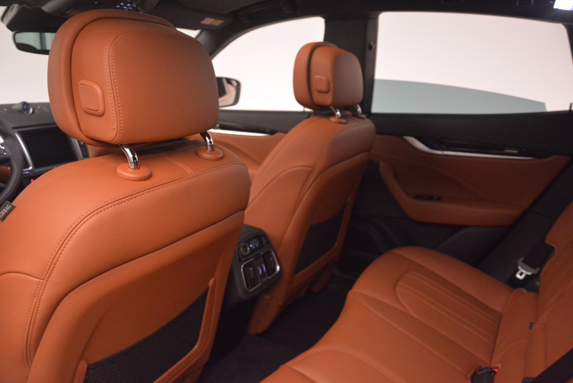 New 2017 Maserati Levante  For Sale In Greenwich, CT 762_p19