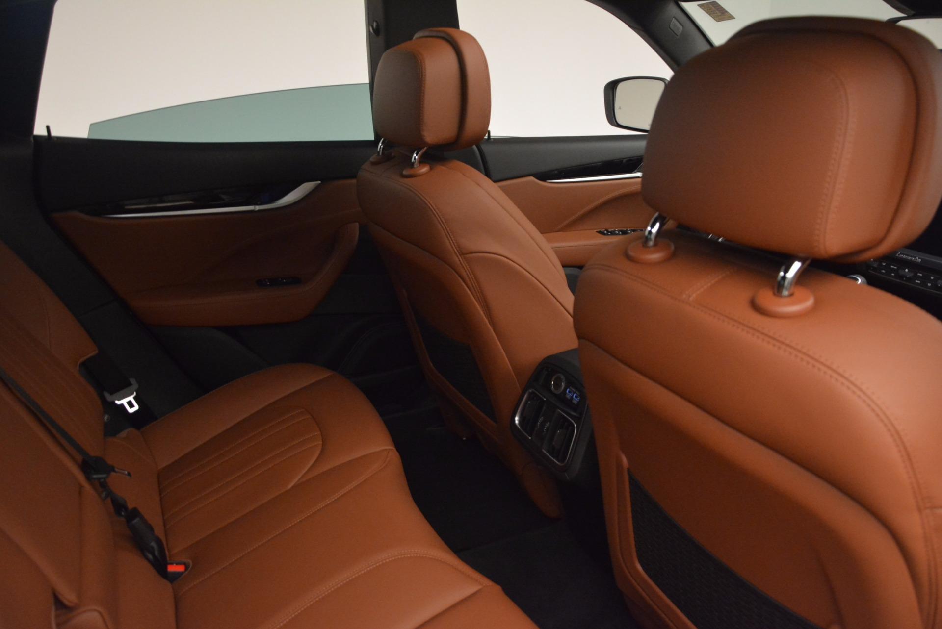 New 2017 Maserati Levante  For Sale In Greenwich, CT 762_p22
