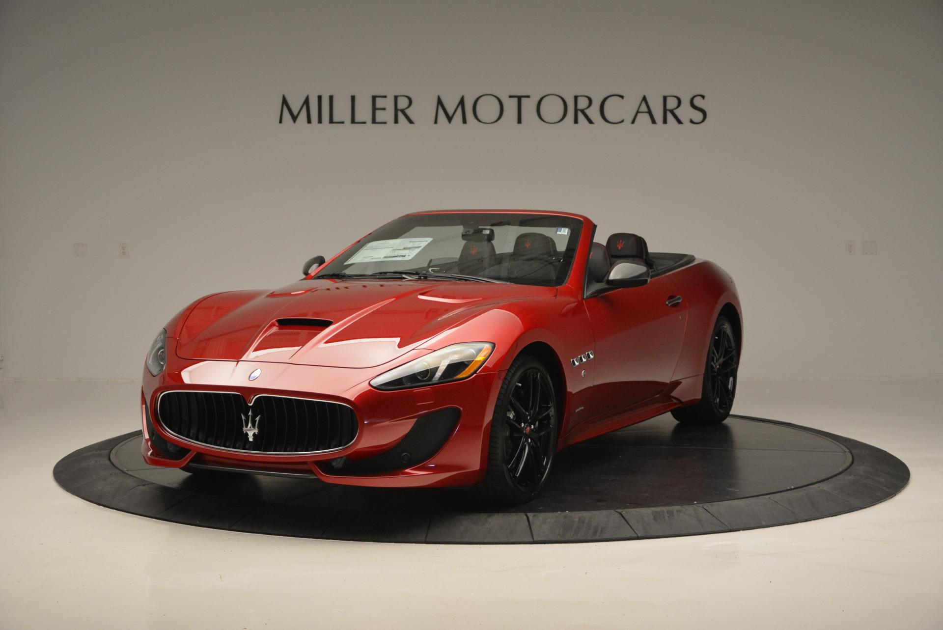 New 2017 Maserati GranTurismo Sport Special Edition For Sale In Greenwich, CT 763_main