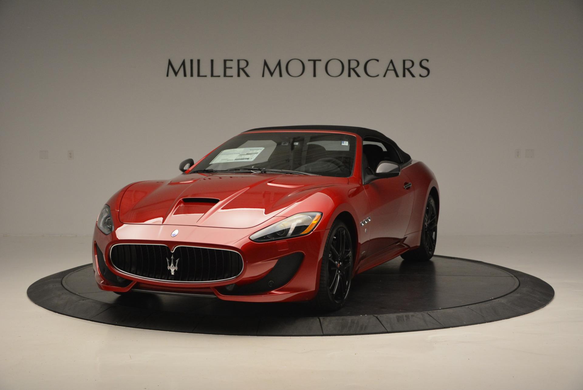 New 2017 Maserati GranTurismo Sport Special Edition For Sale In Greenwich, CT 763_p2