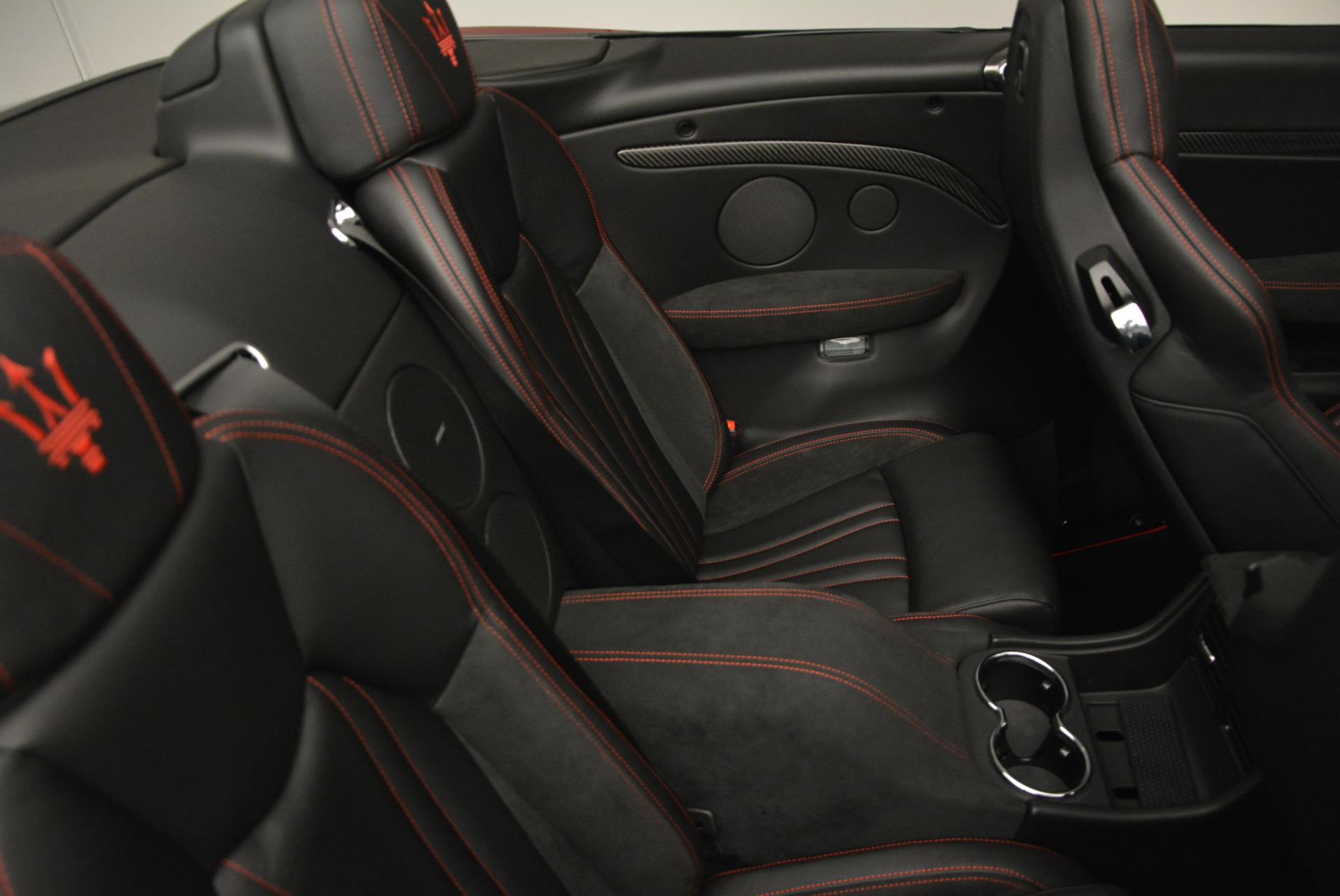 New 2017 Maserati GranTurismo Sport Special Edition For Sale In Greenwich, CT 763_p32