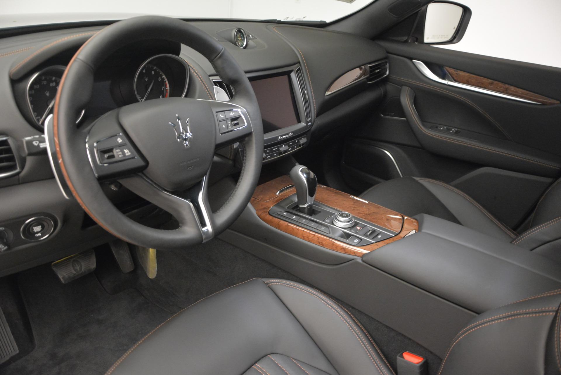 Used 2017 Maserati Levante S Ex Service Loaner For Sale In Greenwich, CT 764_p14