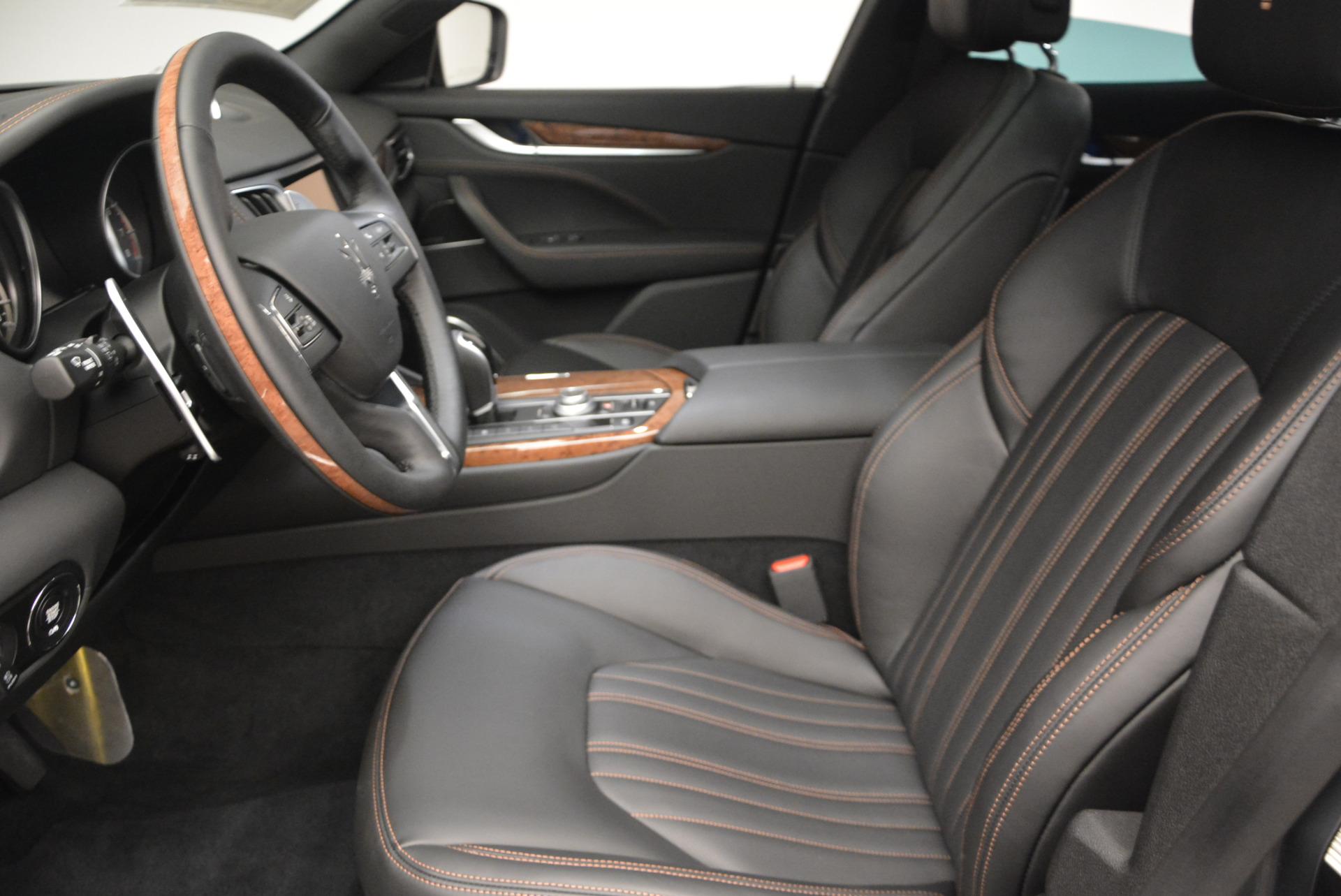 Used 2017 Maserati Levante S Ex Service Loaner For Sale In Greenwich, CT 764_p15