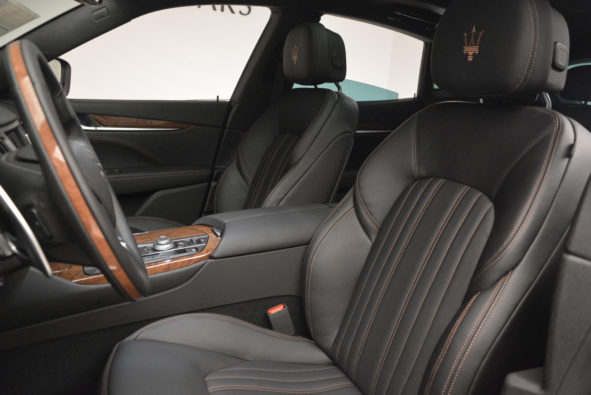 Used 2017 Maserati Levante S Ex Service Loaner For Sale In Greenwich, CT 764_p16
