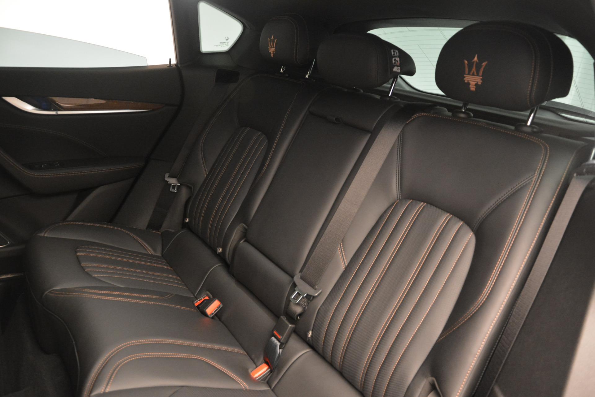 Used 2017 Maserati Levante S Ex Service Loaner For Sale In Greenwich, CT 764_p22