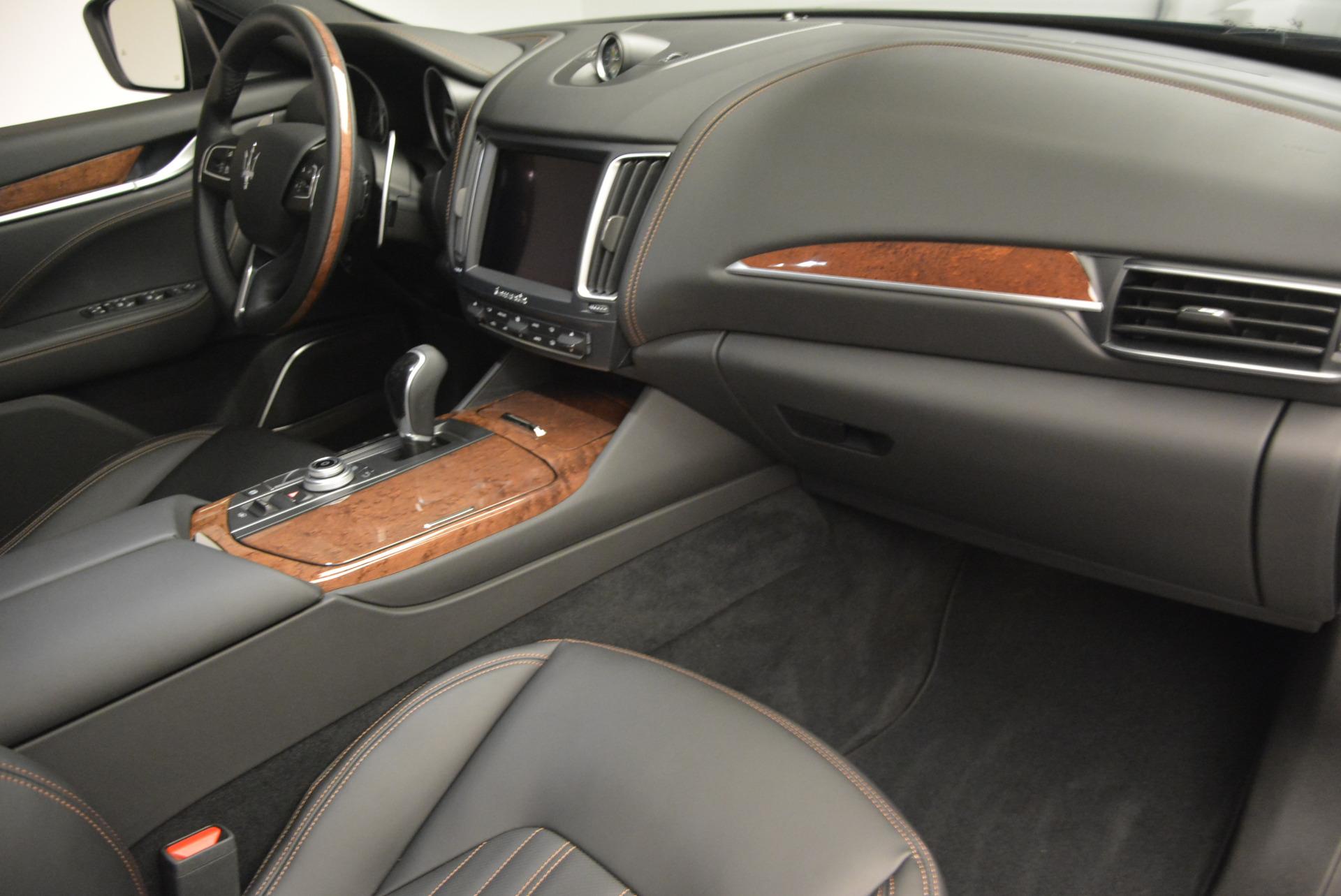 Used 2017 Maserati Levante S Ex Service Loaner For Sale In Greenwich, CT 764_p23