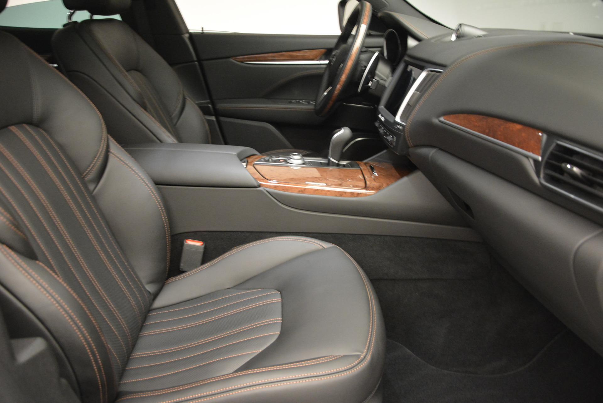 Used 2017 Maserati Levante S Ex Service Loaner For Sale In Greenwich, CT 764_p24