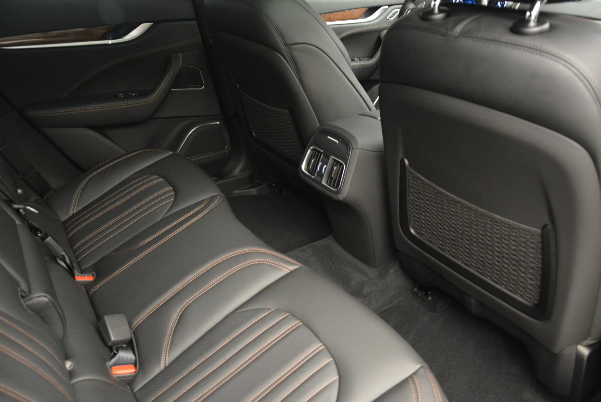 Used 2017 Maserati Levante S Ex Service Loaner For Sale In Greenwich, CT 764_p28