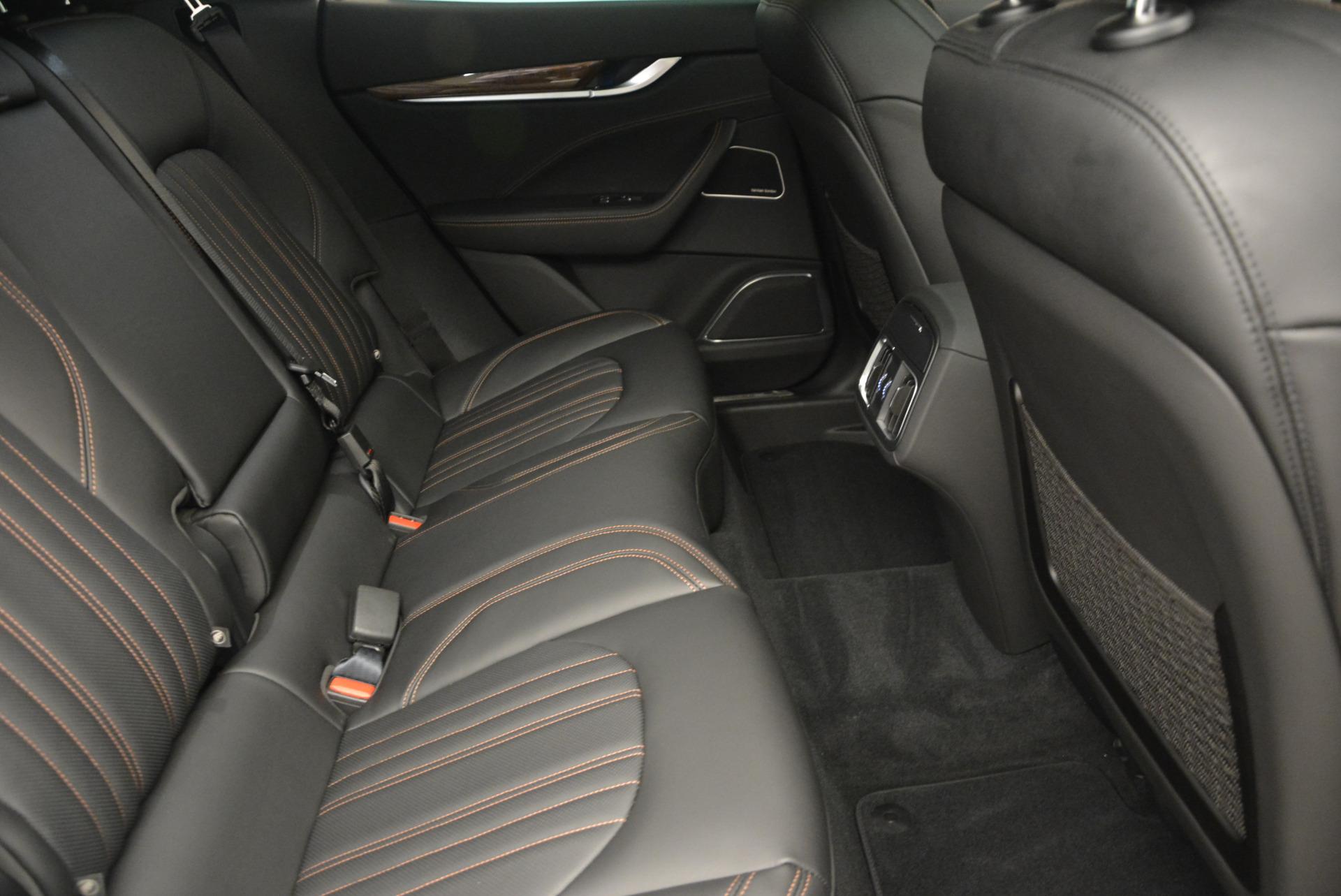 Used 2017 Maserati Levante S Ex Service Loaner For Sale In Greenwich, CT 764_p29
