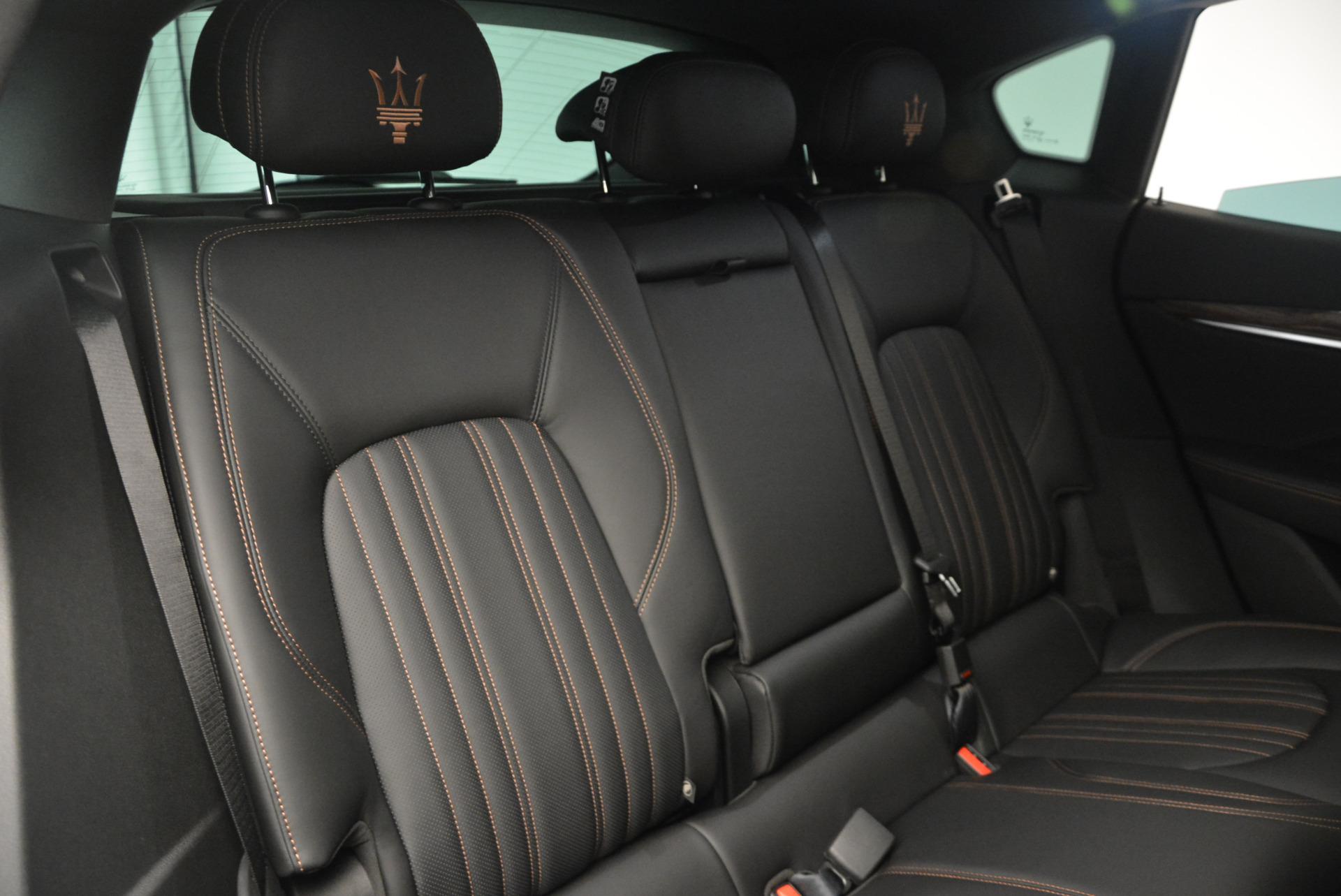 Used 2017 Maserati Levante S Ex Service Loaner For Sale In Greenwich, CT 764_p30