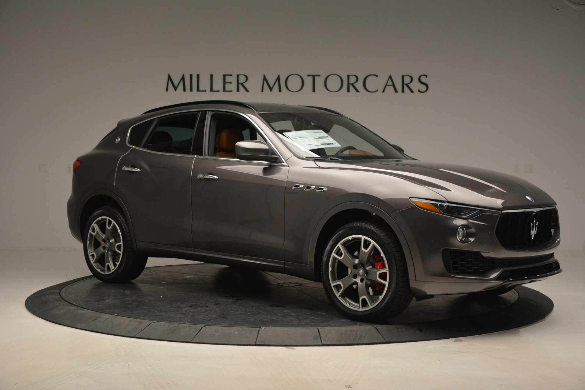 New 2017 Maserati Levante  For Sale In Greenwich, CT 765_p10