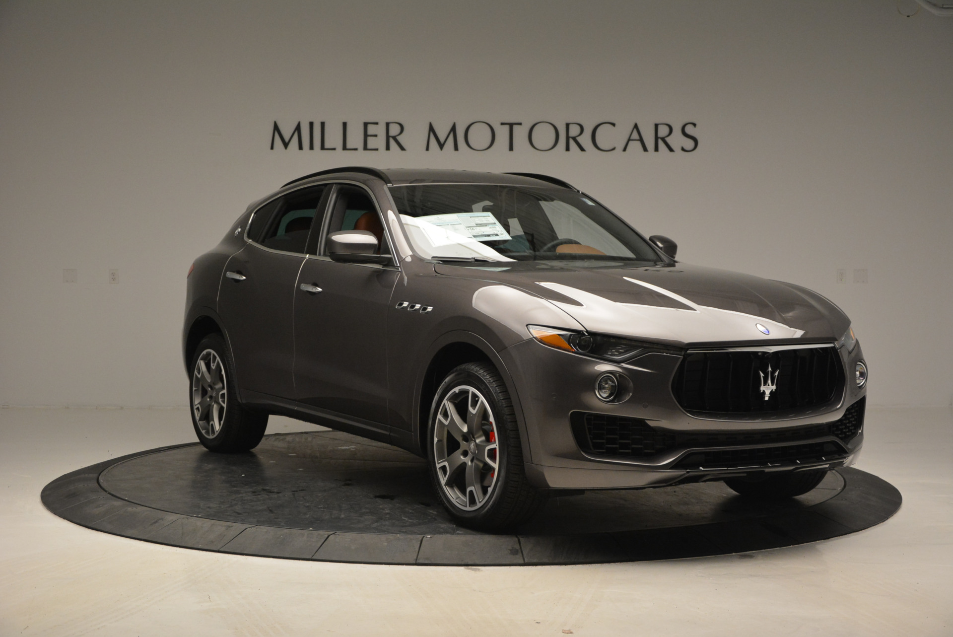 New 2017 Maserati Levante  For Sale In Greenwich, CT 765_p11