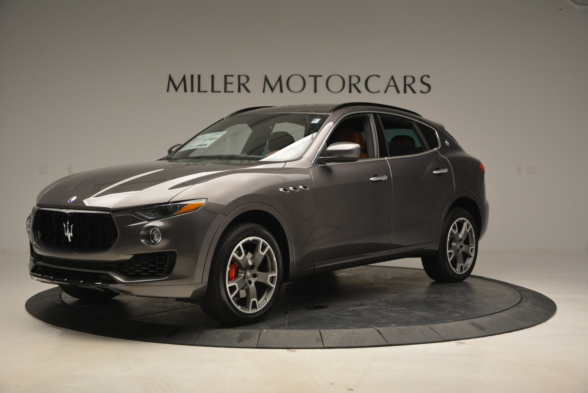 New 2017 Maserati Levante  For Sale In Greenwich, CT 765_p2