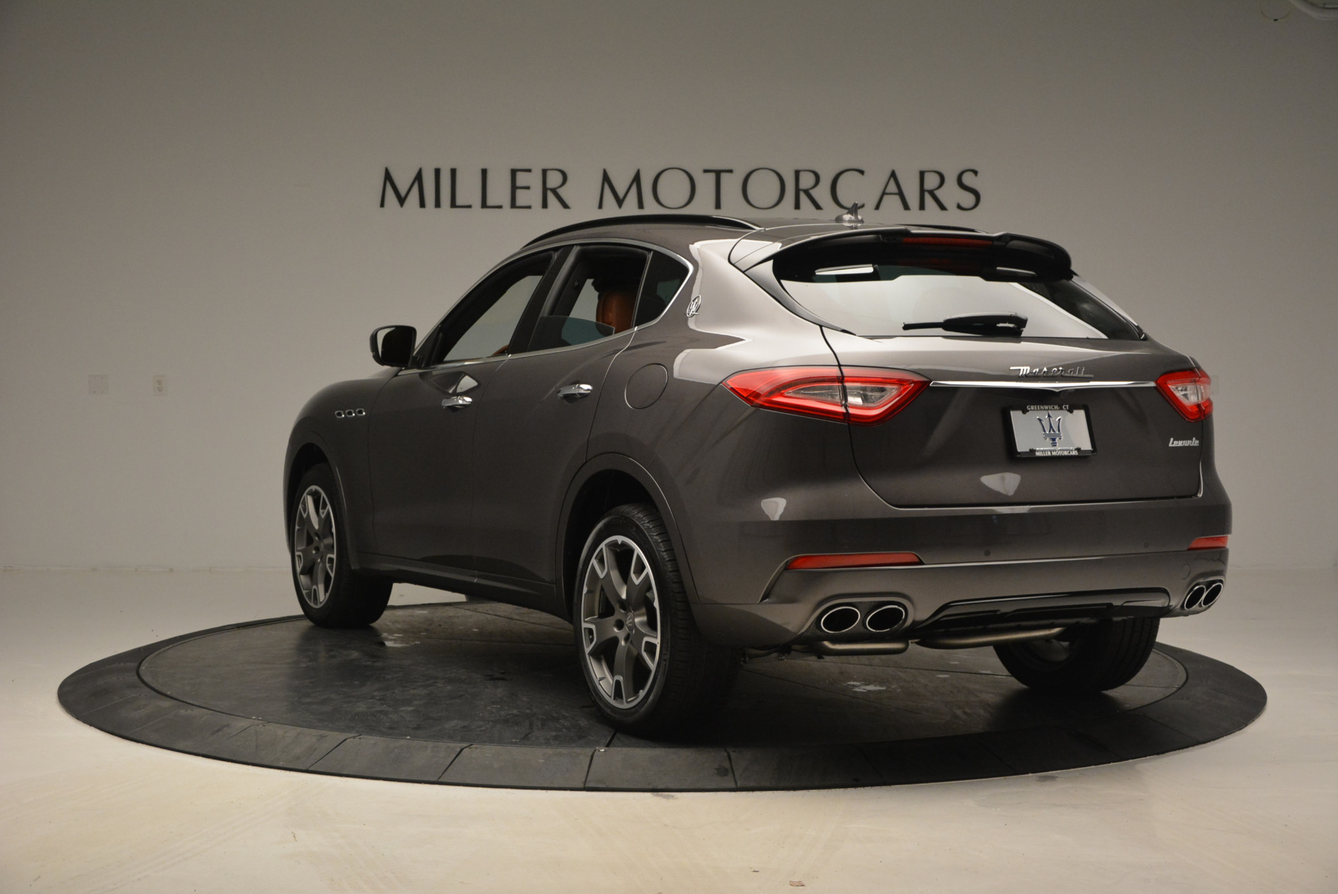 New 2017 Maserati Levante  For Sale In Greenwich, CT 765_p5